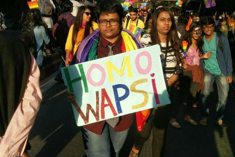 Delhi Queer Pride Parade 2016 Photo for InUth.com