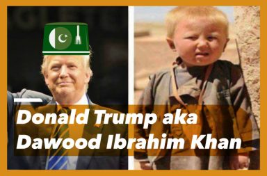 Donald Trump Pakistani | Image For InUth.com