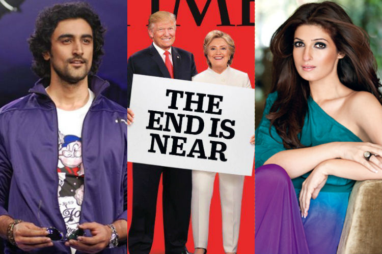 Donald Trump wins US election: 'RIP liberals,' tweets Bollywoodcelebs