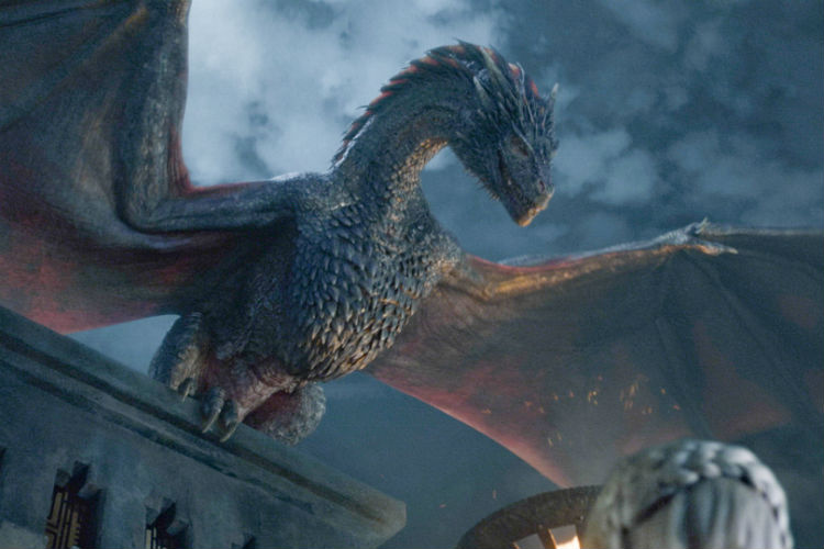 Drogon Game of Thrones | Wiki Image For InUth.com