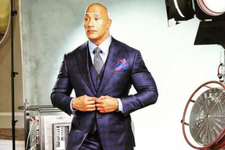 Dwayne Johnson | Instagram Image for InUth.com