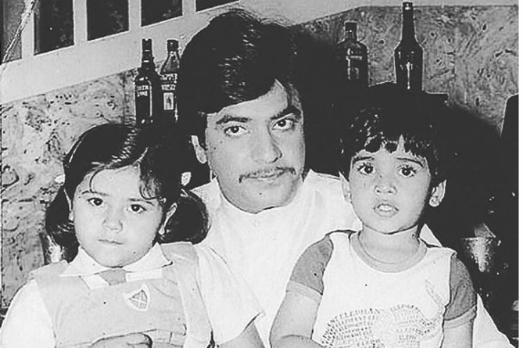 OMG! Ekta Kapoor's kiddie pics are so AWWW