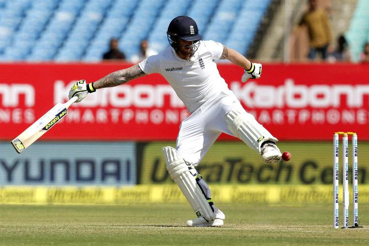 Ben Stokes, England, India