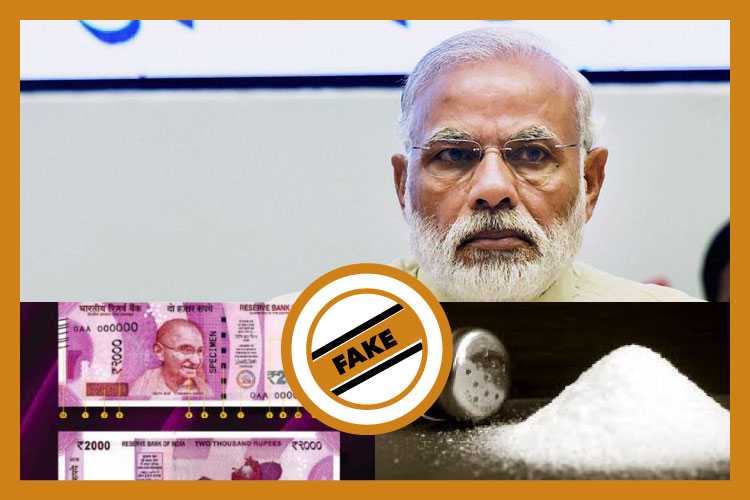 10 lies being spread by Modi haters over demonetisation