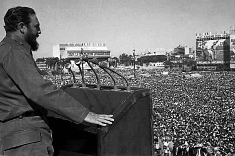 Fidel Castro death, Fidel Castro