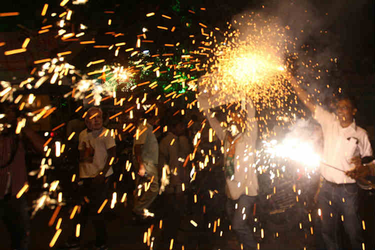 Supreme Court bans the sale of fire-crackers in Delhi-NCR region