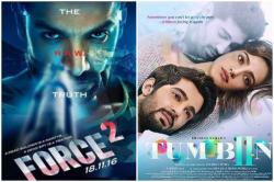 Force 2 vs Tum Bin II at Box Office: The John-Sonakshi film leads the first weekend collectionrace