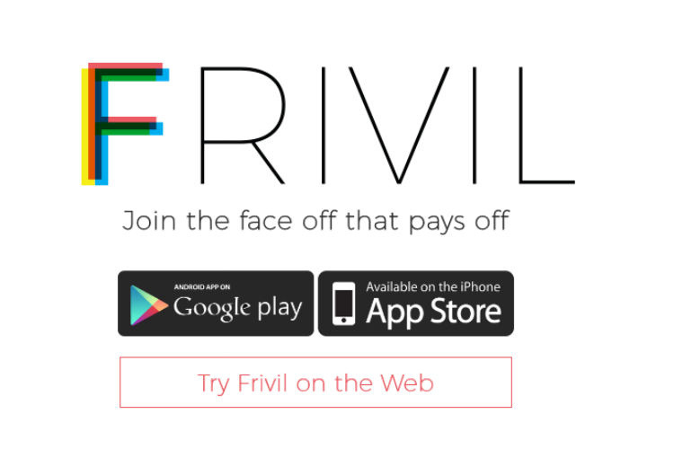 Frivil, online dating app