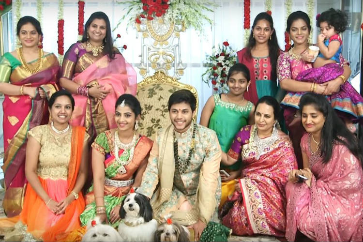 Gali Janardhana Reddy daughter wedding video | YouTube Image For InUth.com