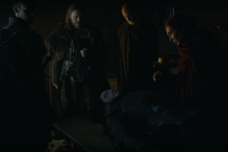 Game of Thrones Season 6 Deleted Scenes | Image For InUth.com