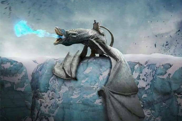 Game Of Thrones Season 7 Leak The Wall Comes Crashing Down