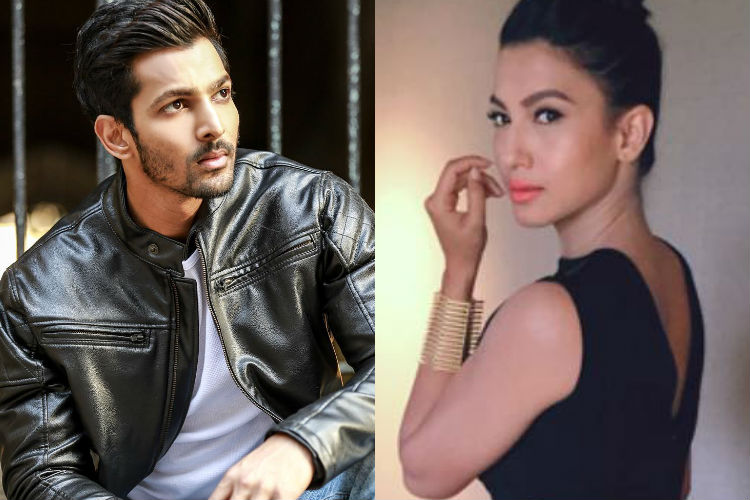 Are Gauahar Khan-Harshwardhan Rane the new love birds in town?