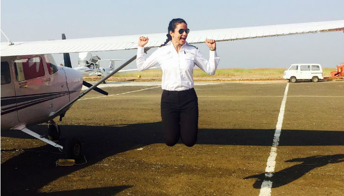 "Gul Panag interview: ""You should never stop chasing your dreams,"" says the actress on getting a pilot licence"
