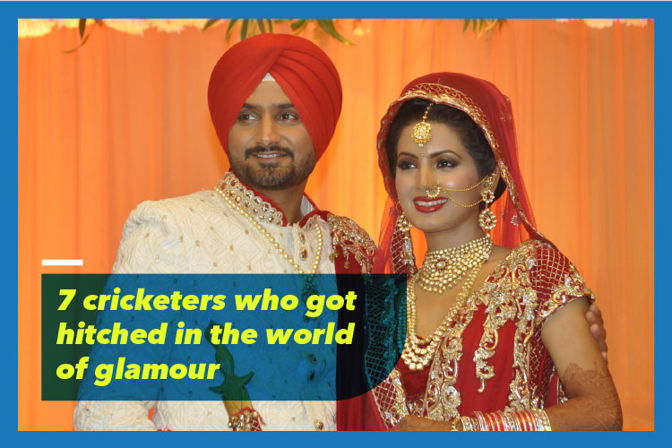 Photos: Not just Yuvraj Singh, here are 7 other cricketers who married in the world of glamour