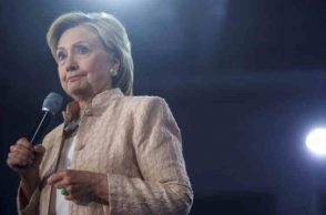 Hillary Clinton lost the US Presidentiial Elections to Donald Trump. (Photo: Reuters file)