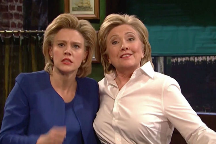 Hillary Clinton SNL Kate McKinnon | SNL Image For InUth.com