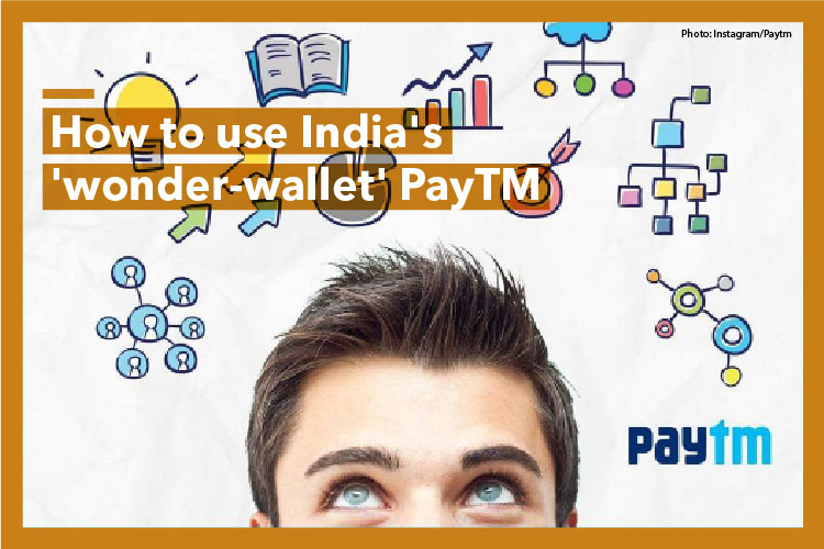 Demonetisation chaos: How to use India's 'wonder-wallet' PayTM