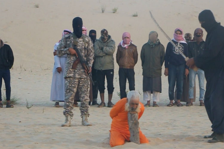 100-year-old man executed by ISIS for allegedly practicing witchcraft
