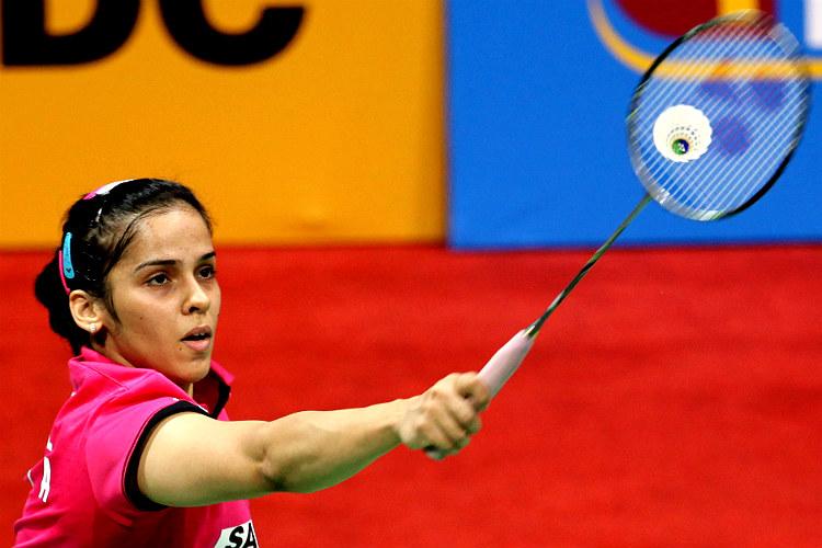 badminton, Saina Nehwal, Macau Open