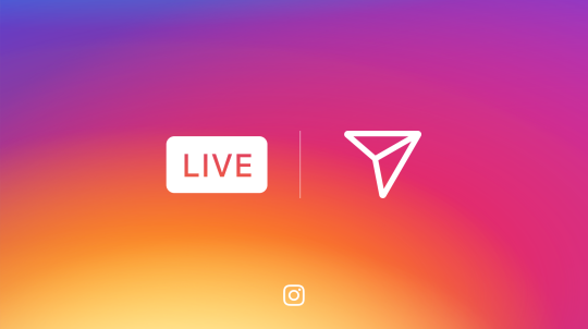 Now you can go live with Instagram!