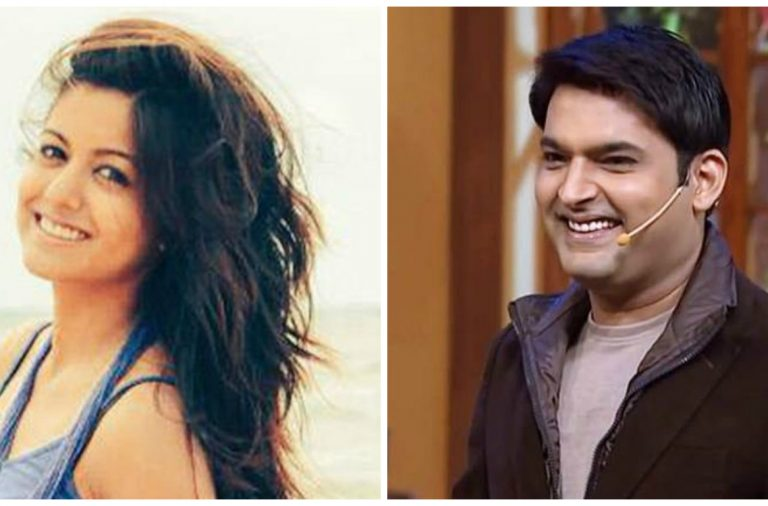 Kapil Sharma to romance Drishyam actress Ishita Dutta in Firang