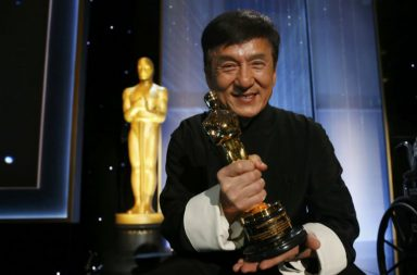 Jackie Chan Honorary Oscar | Facebook Image For InUth.com