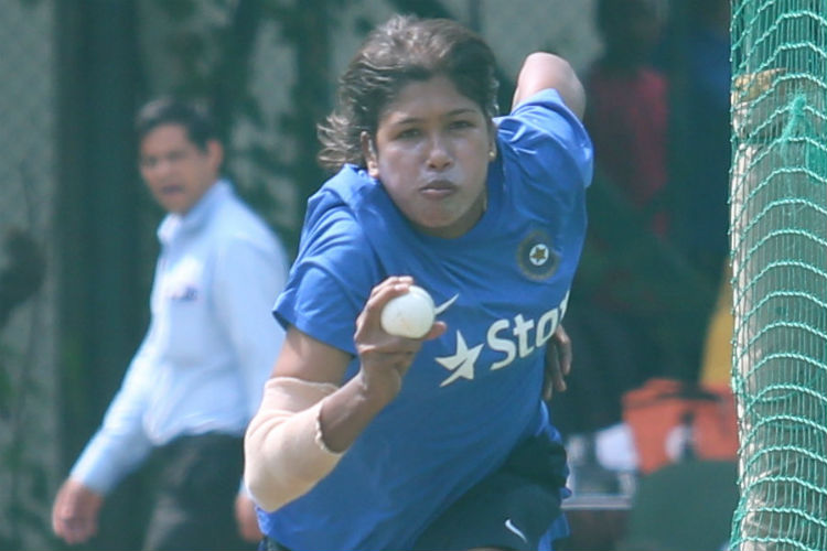 Jhulan Goswami, Indian cricket team