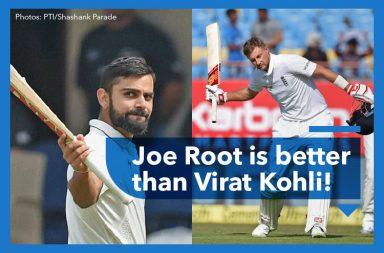 Joe Root, Virat Kohli, India vs England