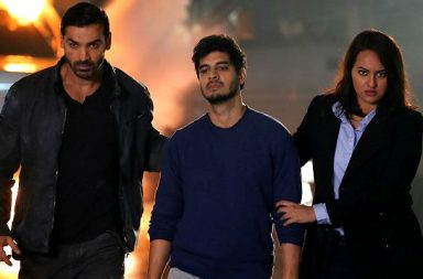 Force 2 movie still for InUth.com