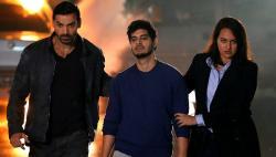 Force 2 movie review: John Abraham, Sonakshi Sinha's action thriller lacksforce!