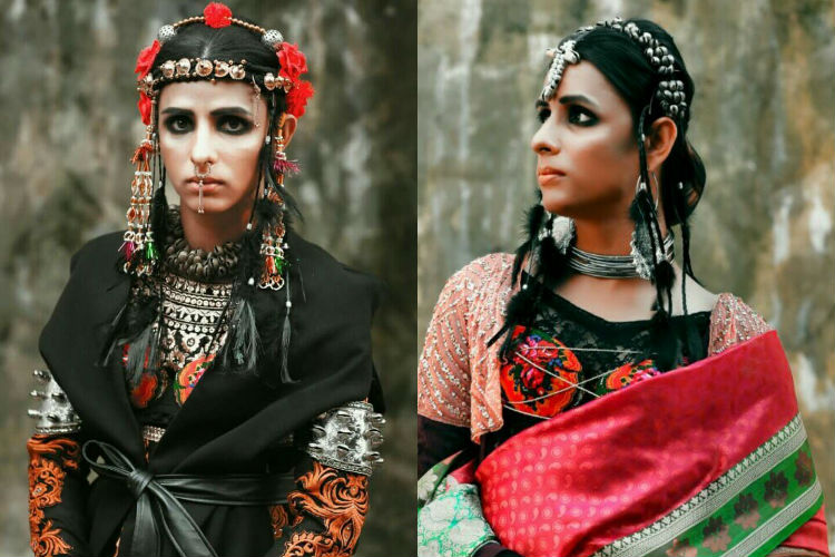 This photoshoot of Pakistan's first transgender model sends a powerful message [In pics]
