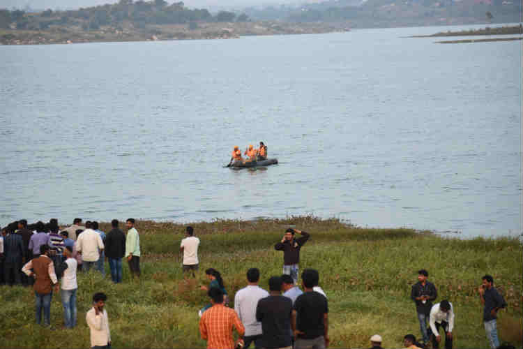 2 drown while filming stunt scene for Kannada film in Bangalore