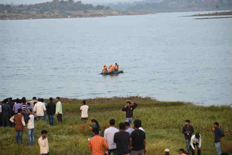 2 drown while filming stunt scene for Kannada film inBangalore