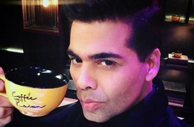 Koffee with Karan, Karan Johar