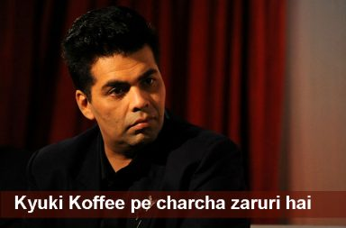 Karan Johar IANS photo for InUth.com