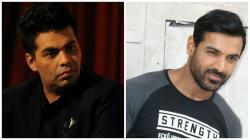 Will John Abraham's 'No' to Koffee With Karan affect his dostana with KaranJohar?