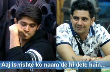 Karan Mehra and Rohan Mehra in Bigg Boss 10 Colors TV edited photo for InUth.com