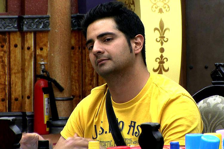 Karan Mehra in Bigg Boss 10 Colors TV photo for InUth.com