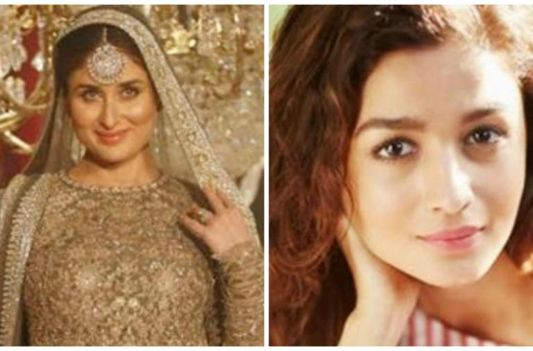 Sharmila Tagore wants Alia Bhatt in Pataudi's biopic. Why not Kareena Kapoor Khan?