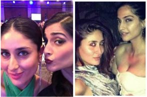 Sonam Kapoor, Kareena Kapoor, Koffee with Karan