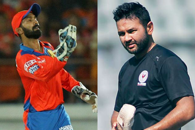 Revealed: Why Karthik was ignored despite better performance than Parthiv Patel