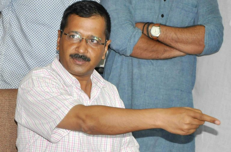 Rs 500, 1000 note ban anti-poor, act against Swiss Bank account holders: Arvind Kejriwal to NarendraModi