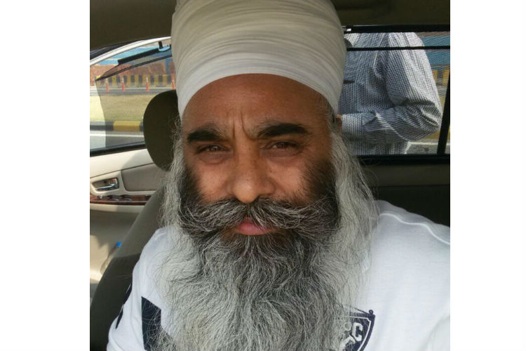 Chief of Khalistan Liberation Force (KLF) Harminder Singh alias Mintoo