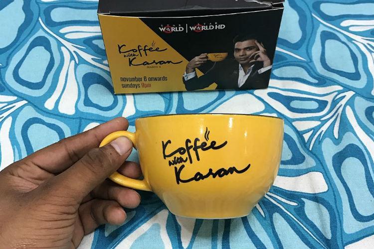Koffee with Karan, Shah Rukh Khan, Alia Bhatt