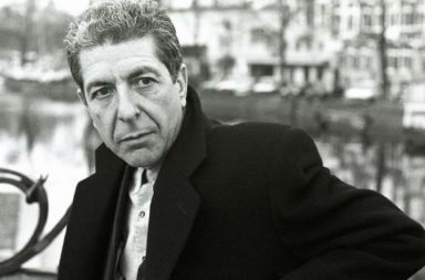 Leonard Cohen | Express Archive Image For InUth.com