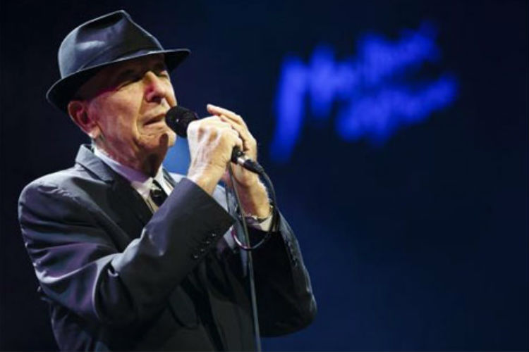 Leonard Cohen | Reuters Image For InUth.com