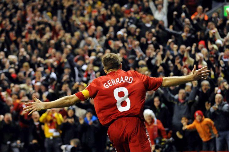 Lamaprd, Gerrard, football, England