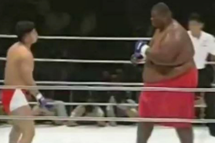 SUMO, MMA, fight, ring, fighting, battle, war, sports, Daiju Takase, Emmanuel Yarbrough