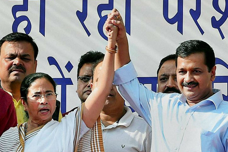 5 reasons why Arvind Kejriwal's Azadpur rally against demonetisation was a flop show