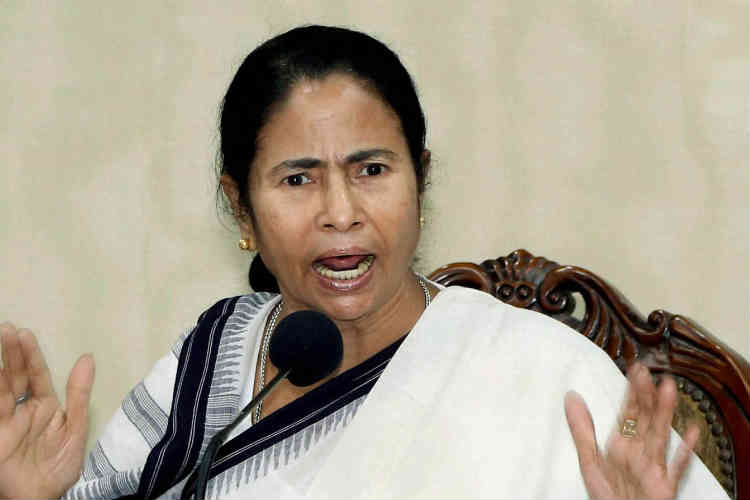 TMC claims threat to Mamata's life after plane scare, centre orders probe